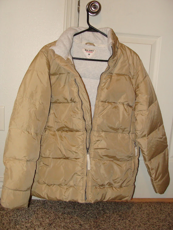 Old Navy Jacket SUPER warm