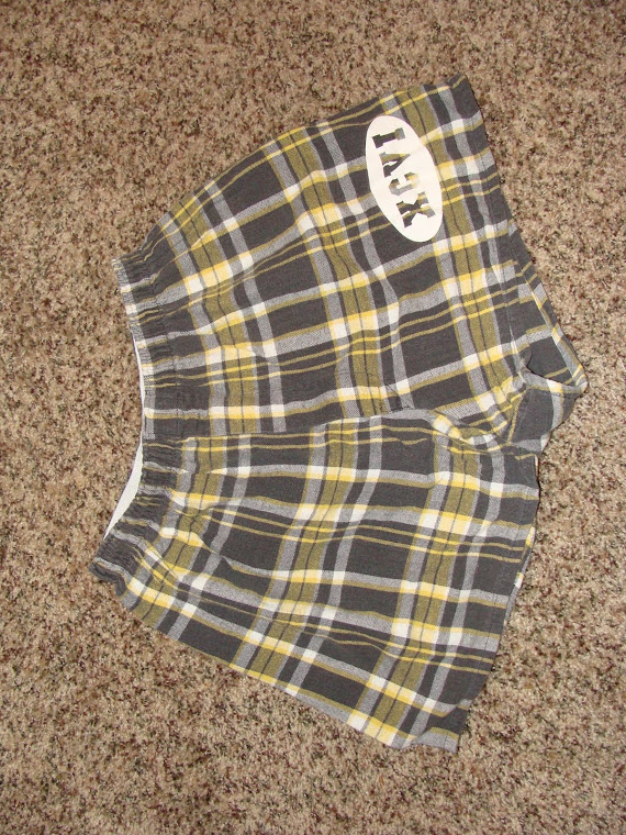 Girls PJ Shorts