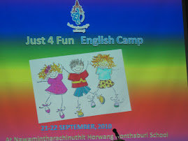 Just 4 fun Camp 2010
