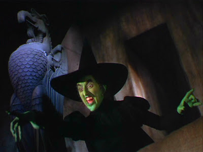 Wizard of Oz:  the Wicked Witch