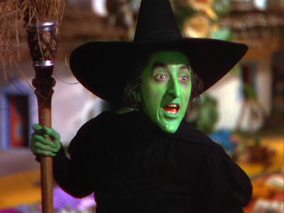 Wizard of Oz:  the Wicked Witch of the West