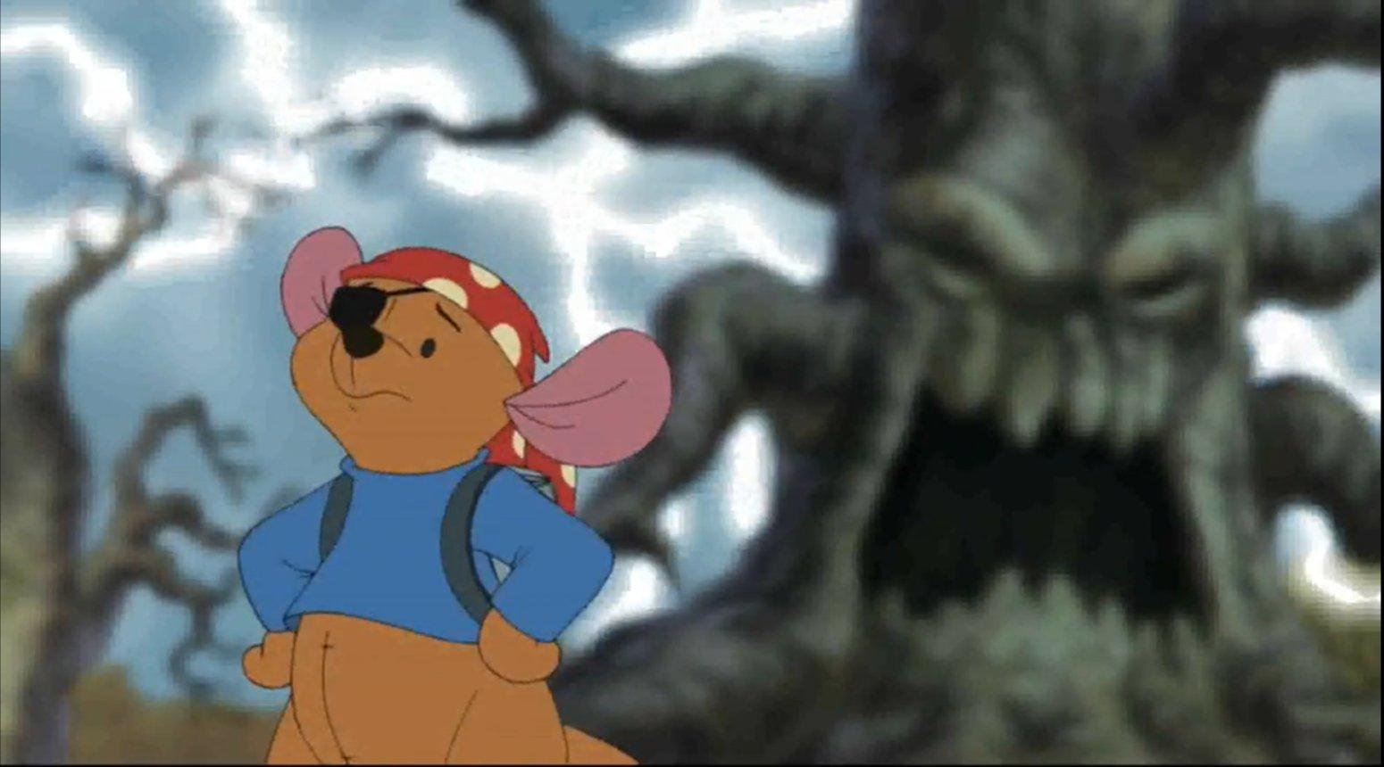family friendly halloween movie countdown - Winnie The Pooh Heffalump Halloween