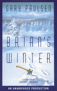 brian s winter summary In the book brian's winter, brian is left alone in the canadian wilderness with few things found on the plane from the previous plane crash in hatchet.
