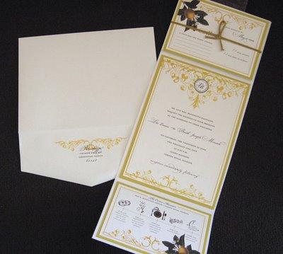 Tuscan Themed Wedding Ideas