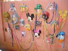 Mascaras 2008