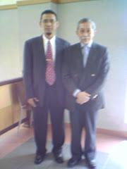 Prof Dr Ir Abang Abdullah