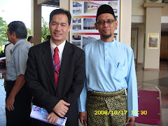 Bersama Prof Dr Salleh - Dekan Fakulti Kejuruteraan UPM