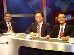 TV BERNAMA ASTRO 502: Hubungan Dagang Malaysia China, Perantara Abd Razak bersama Dato' David Chua