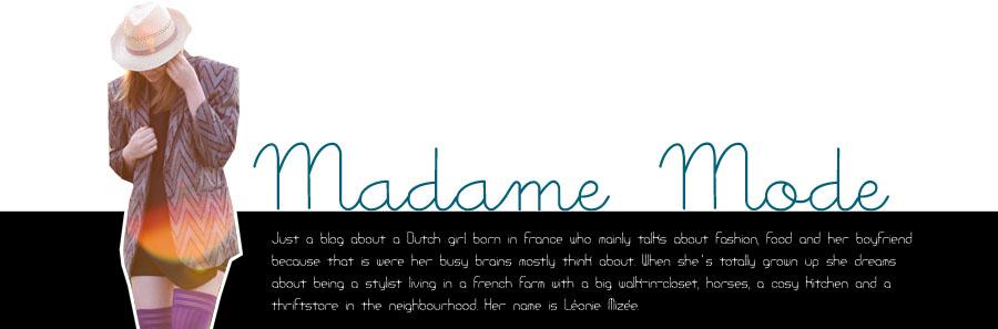 Madame Mode