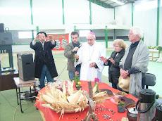8°. Encontro Diocesano de Sementes Crioulas - Em 06 de agosto de 2008