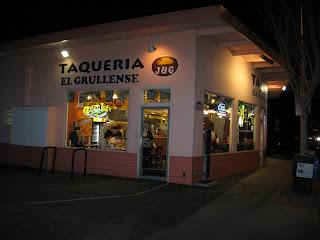 Taqueria El Grullense