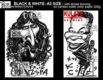 frank zappa & nat king cole