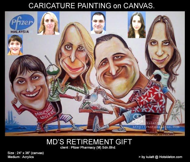 md's retirement gift-Pfizer Pharmacy(M)