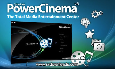 Cyberlink powercinema v6 0 0 1309 multilingual retail