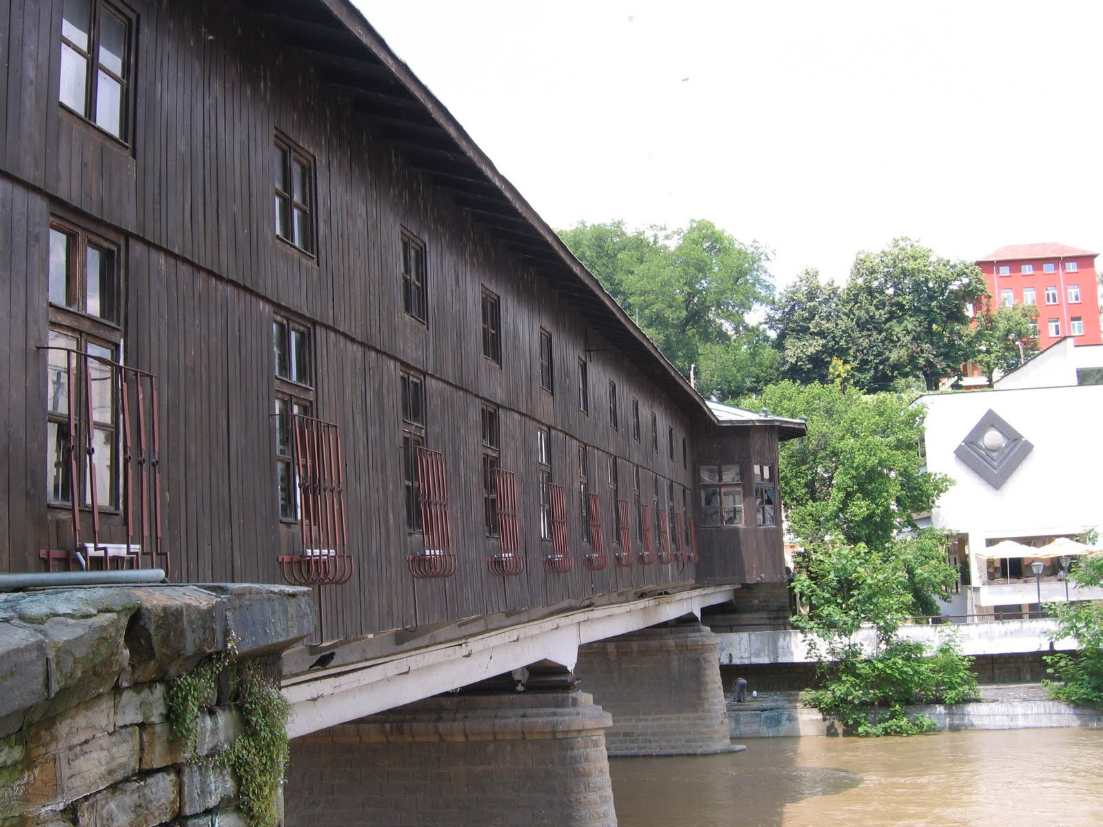 Ellis and jodie s bulgarian adventure the covered bridge of lovech