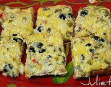 نان پنیر و زیتون