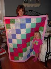 First Quilt... Circa 2005