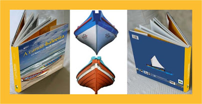 livro- A canoa baleeira dos Açores e da Ilha de Santa Catarina.