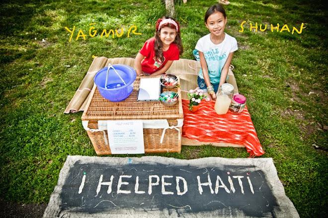 I HELPED HAITI DAY TWO