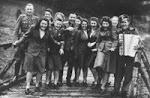 Auschwitz SS Enjoy a Day of Rest.