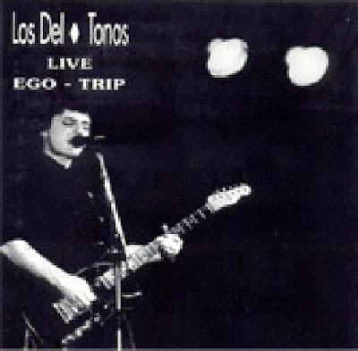 Los Del Tonos: Ego Trip (1994). Esta es la mejor imagen que he encontrado