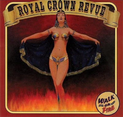 Royal Crown Revue: Walk On Fire (1999)