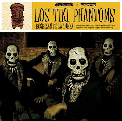Los Tiki Phantoms: Regresan De La Tumba (2006)