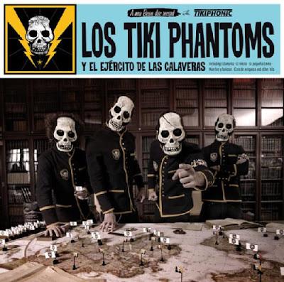 Los Tiki Phantoms Y El Ejercito De Las Calaveras (2009)