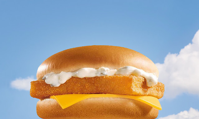 Tell it like it is couldn 39 t be prouder filet o fish for Mcdonalds fish fillet