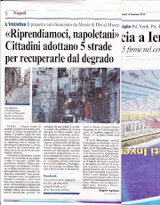 iniziativa GENNAIO 2010 Riprendiamoci Napoletani