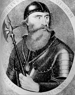 Aye it's Robert the Bruce. They called me Goode King Robert.