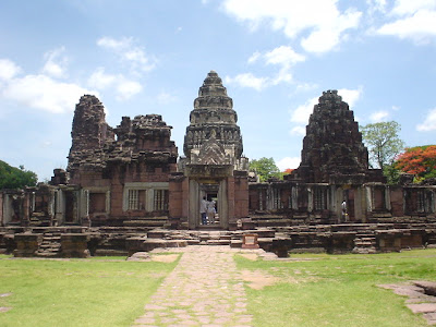 Nakhon ratchasima The Phimai Historical Park