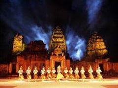 Nakhon ratchasima Phimai Festival