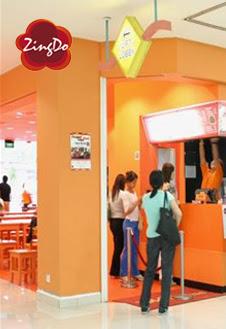 Zingdo Korean Restaurants