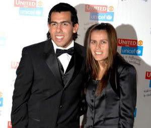 Vanessa Mansillo Carlos Tevez