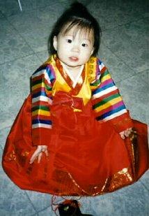 Korean Sol Nal Hanbok