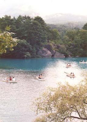 Goshikunuma Five Coloured Lake