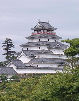 Aizu Tsuruga Fukushima Castle
