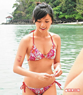 Hong Kong Model Kama Lo