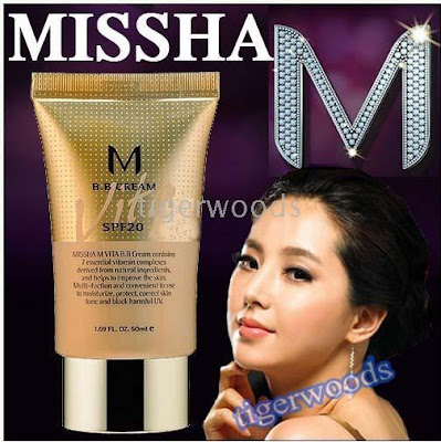 Korean MISSHA VITA Blemish Balm BB Cream SPF20