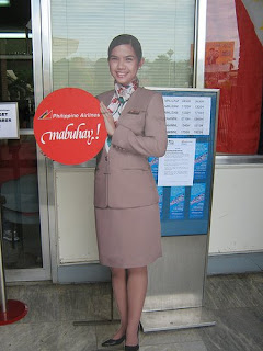 philippines airlines stewardess