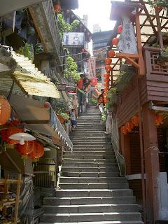 keelung narrow street