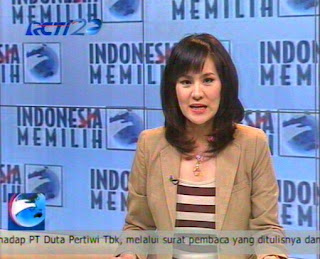 watch Chantal Della Concetta at Seputar Indonesia RCTI Video here