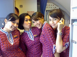 pramugari lion air indonesia