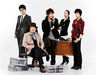 Hero korean drama