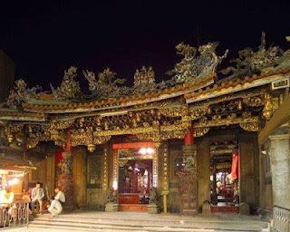 Cheng Huang Temple Hsinchu