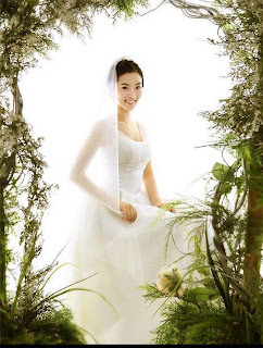 japan wedding gown
