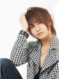 Heo Young Saeng SS501 Korea Boy Band