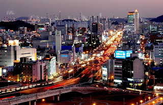 Ulsan Skyline