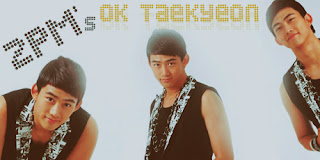 Taek Yeon 2PM Korean Boy Band